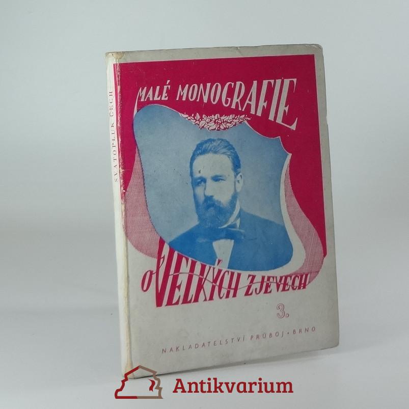 antikvární kniha Svatopluk Čech : se stručnými obsahy hlavních děl básníkových, 1946