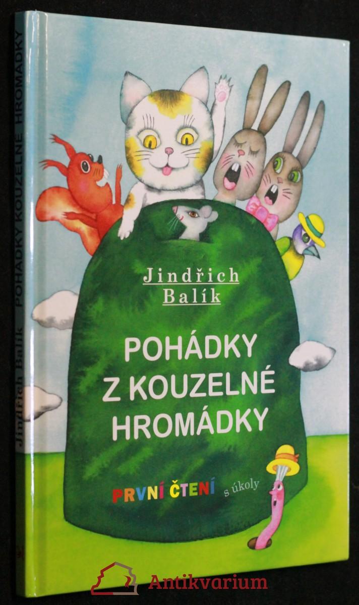 antikvární kniha Pohádky z kouzelné hromádky, 2015