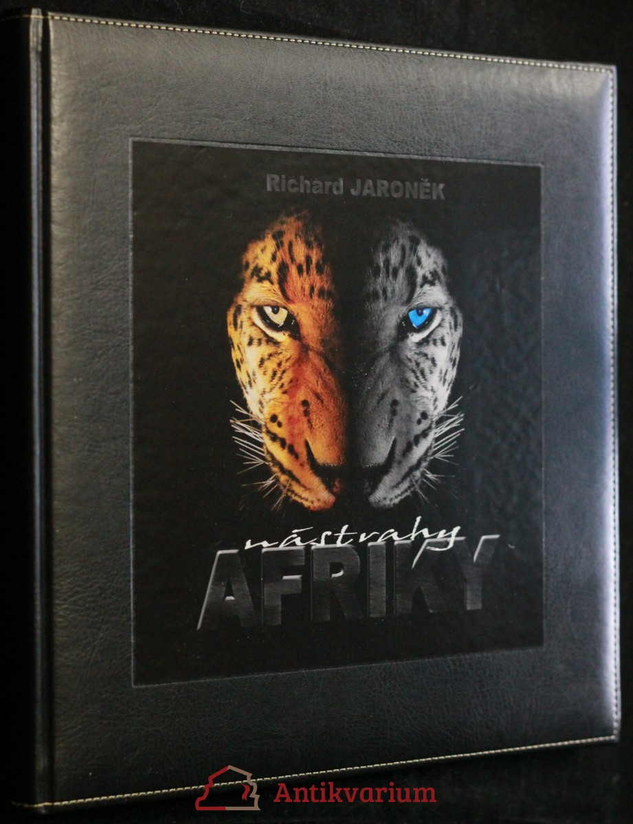 antikvární kniha Nástrahy Afriky, 2012