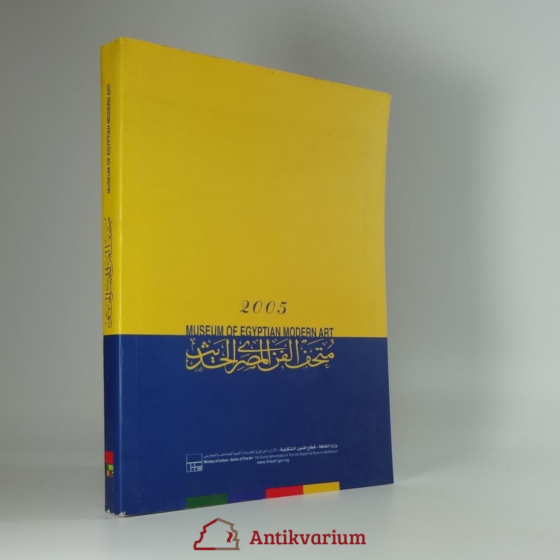 antikvární kniha Museum of Egyptian Modern Art, 2005