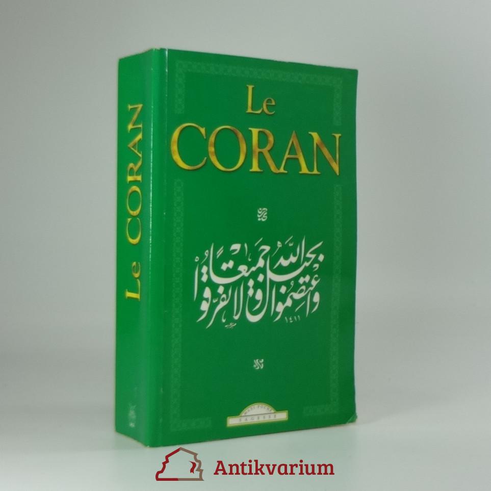 antikvární kniha Le Coran, 2002
