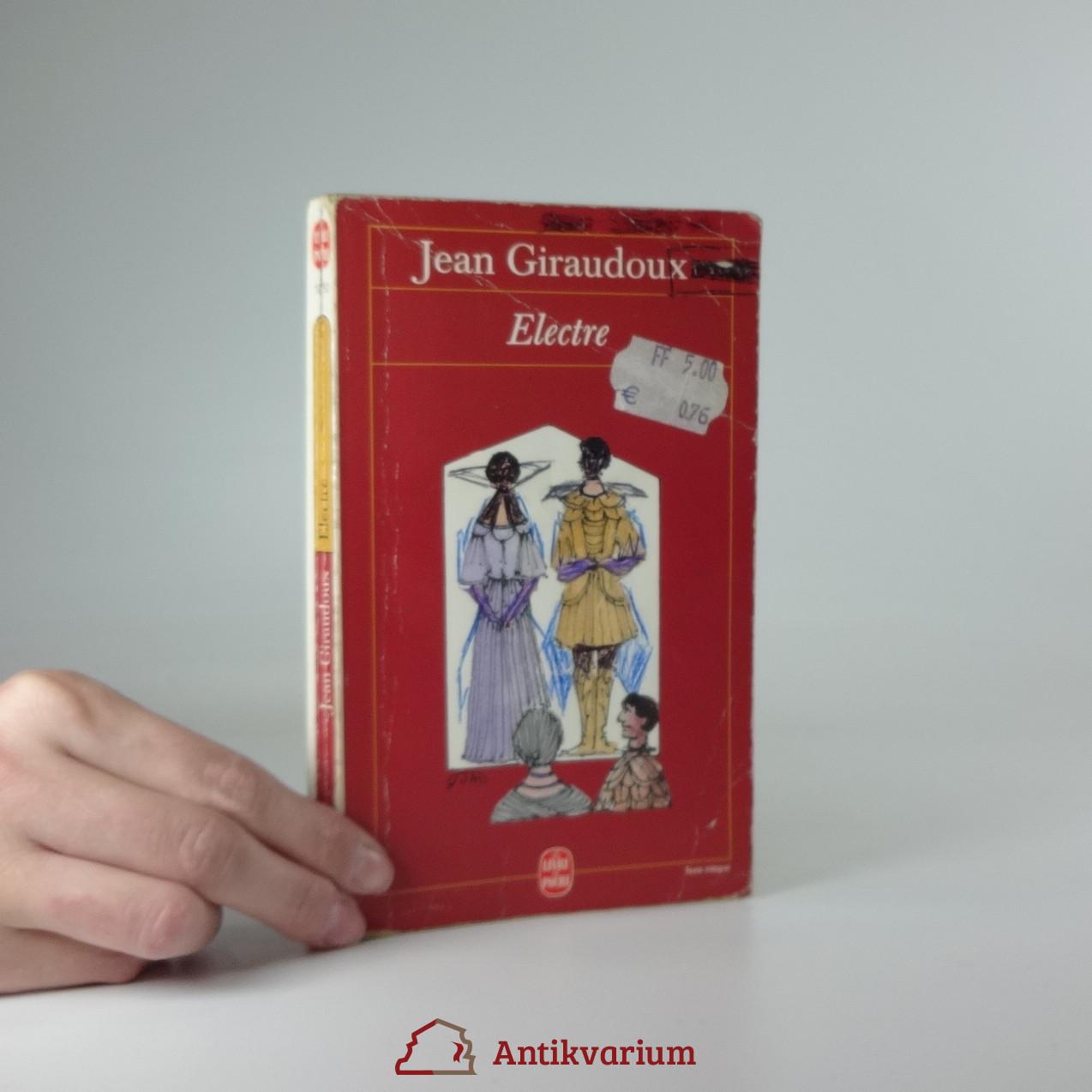 antikvární kniha Electre, 1937