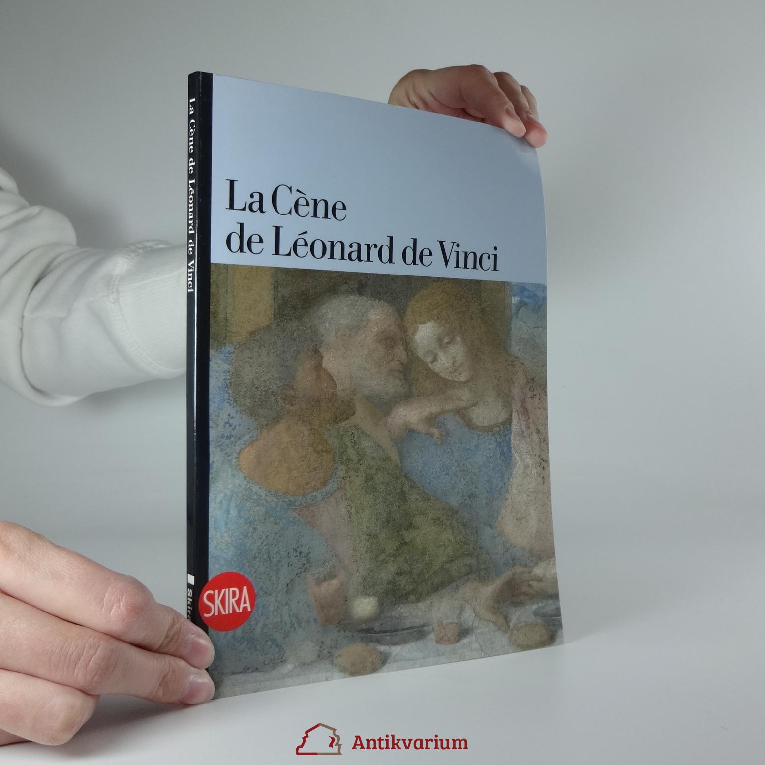 antikvární kniha La Cene de Léonard de Vinci, 2009