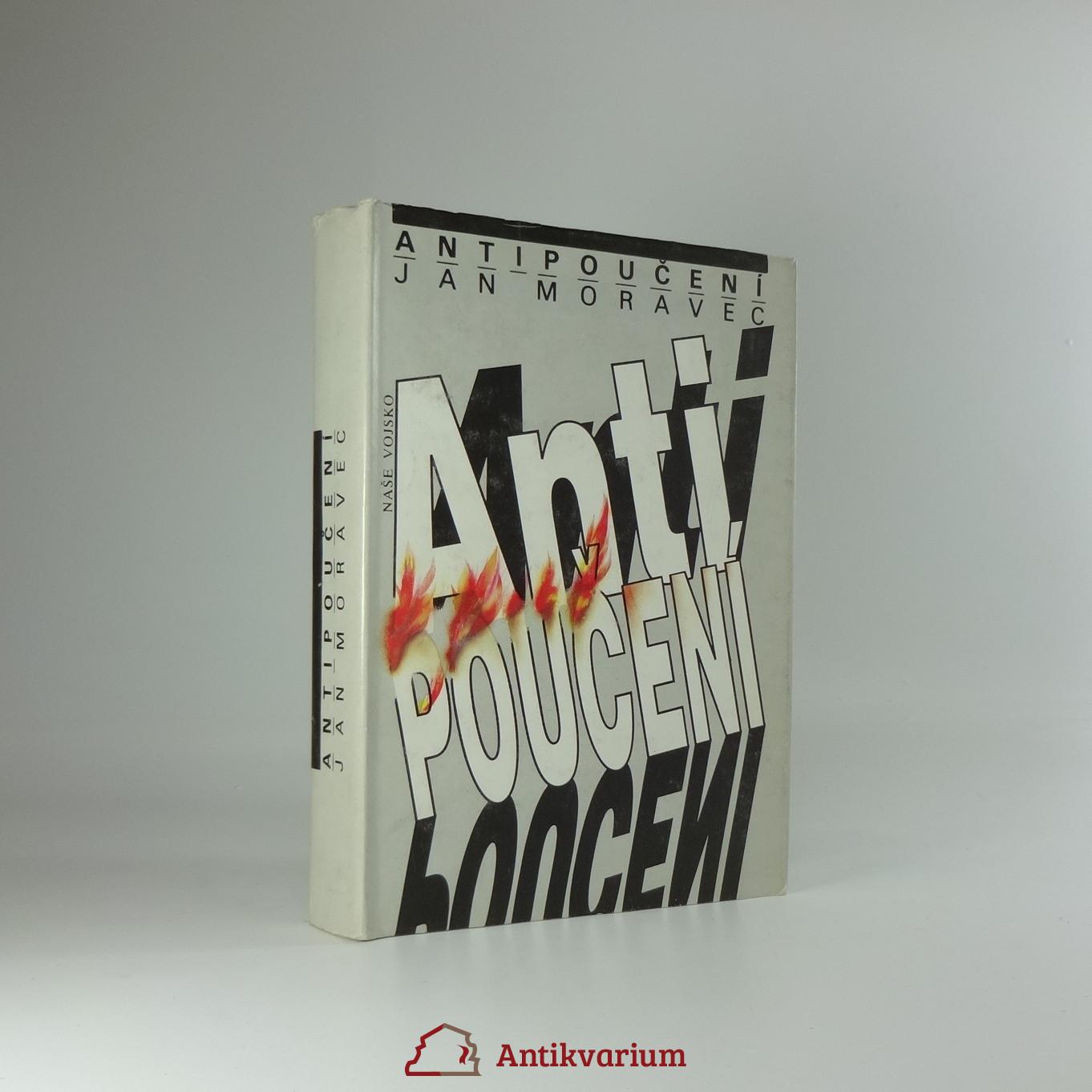 antikvární kniha Antipoučení, 1990