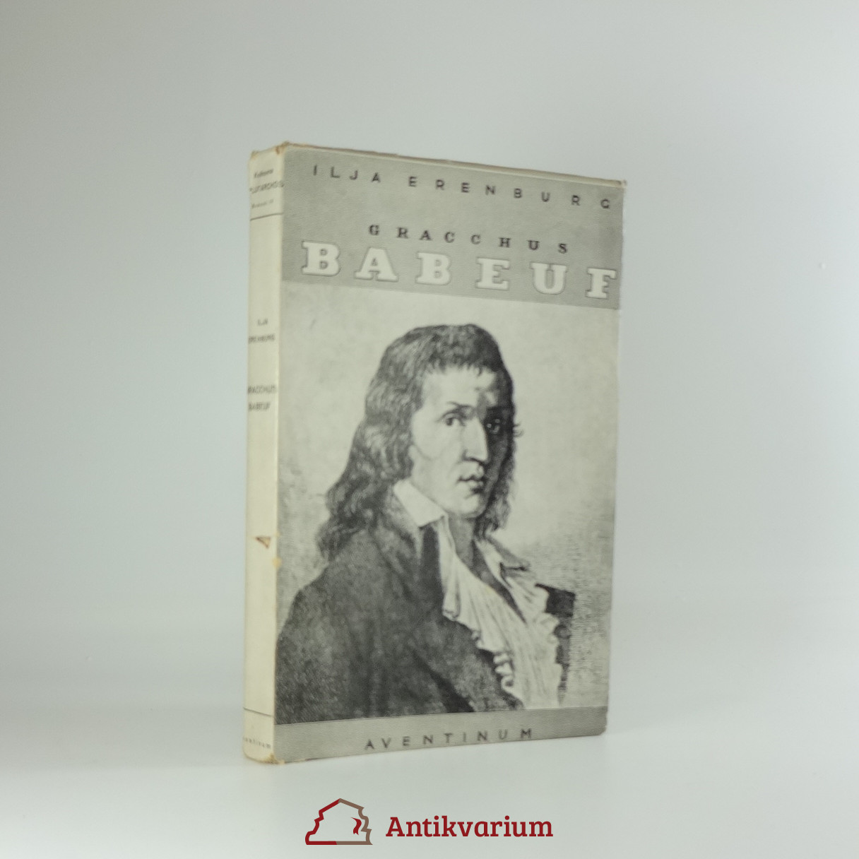 antikvární kniha Gracchus Babeuf : spiknutí rovných, 1931