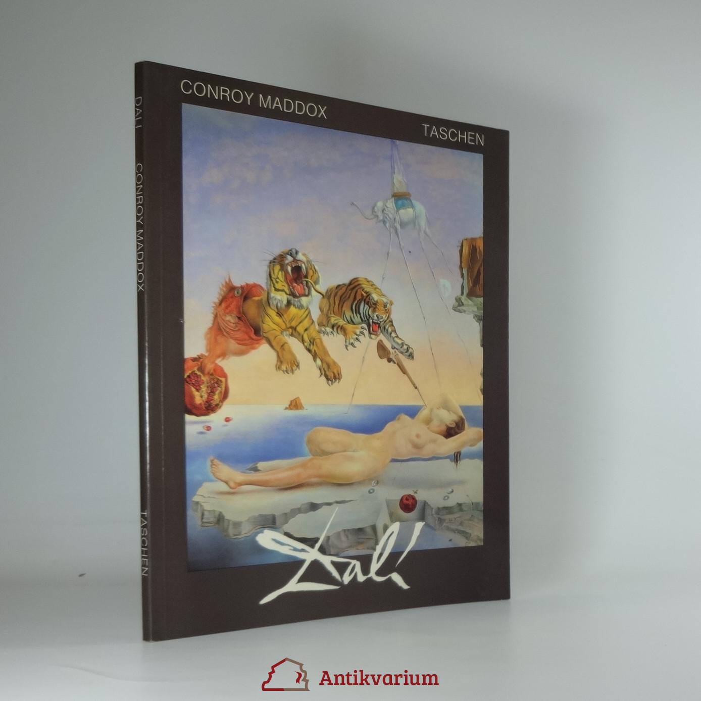 antikvární kniha Dali, 1983