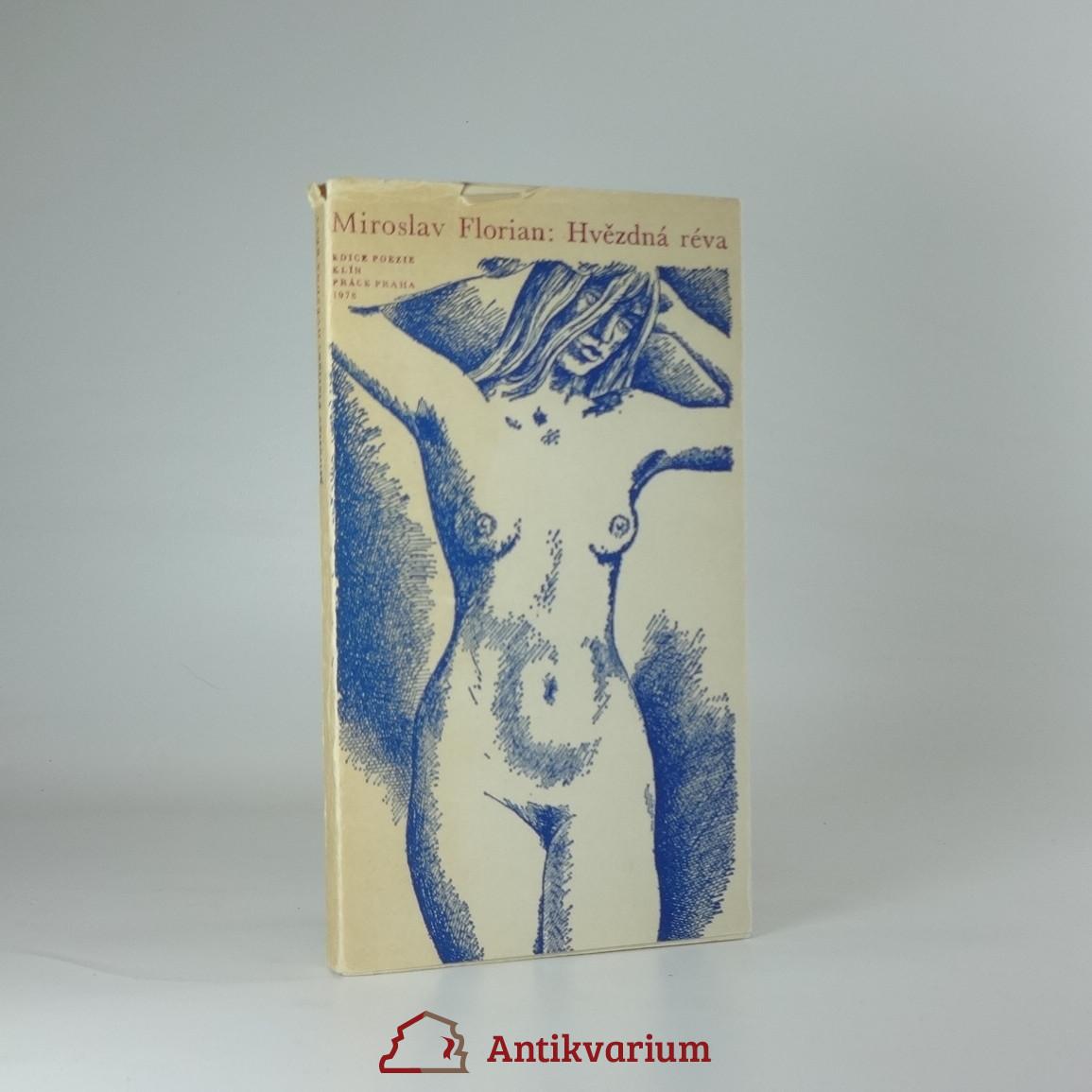 antikvární kniha Hvězdná réva, 1978