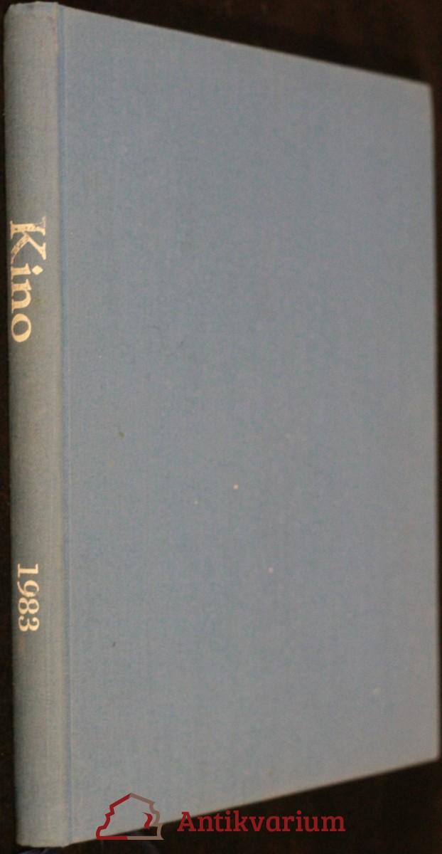 antikvární kniha Kino 1983 (1. - 25.), 1983