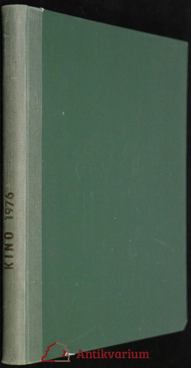 antikvární kniha Kino 1976 (1. - 26.), 1976