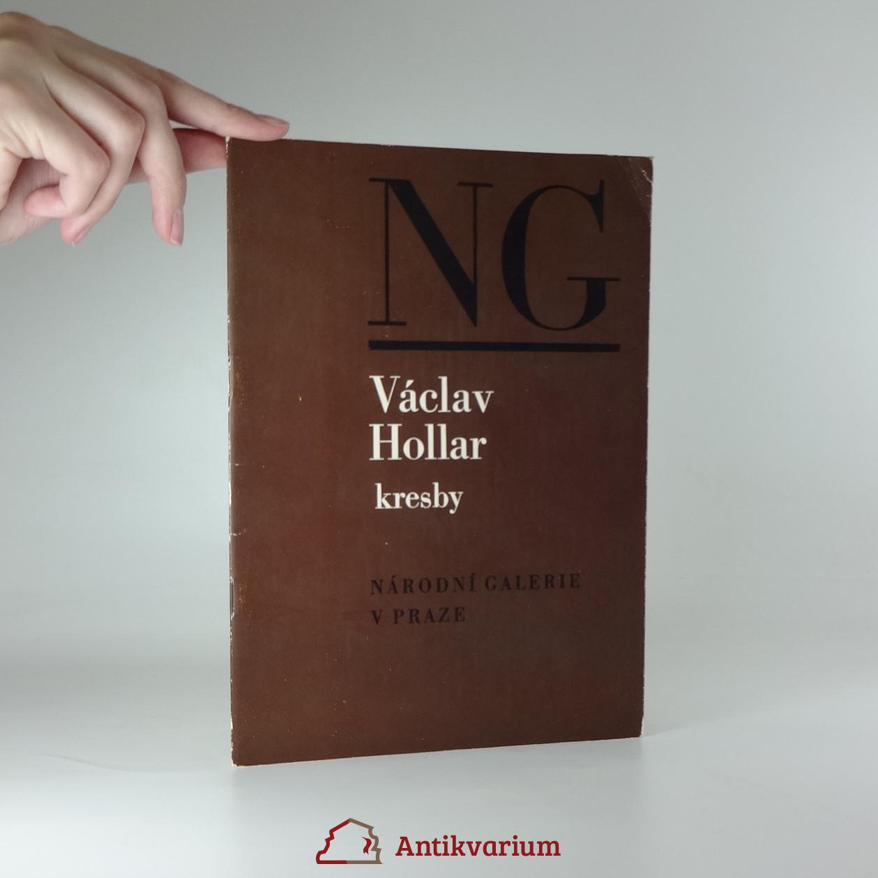 Vaclav Hollar Kresby Z Graficke Sbirky Narodn Antikvariat Praha