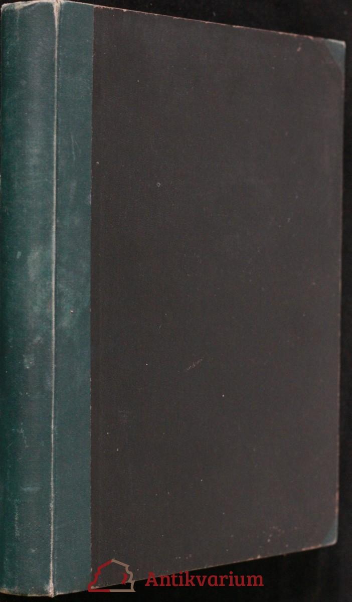 antikvární kniha Pflanzen - Atlas nach dem Linné'schen System, 1901