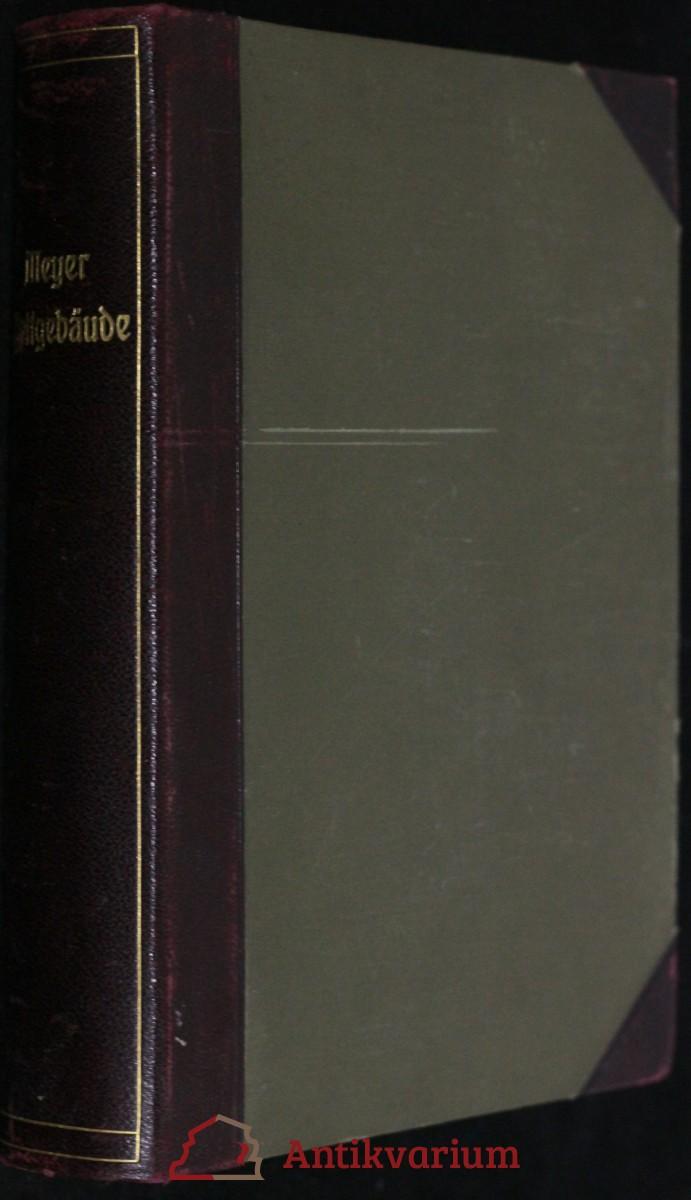 antikvární kniha Das Weltgebäude, 1914