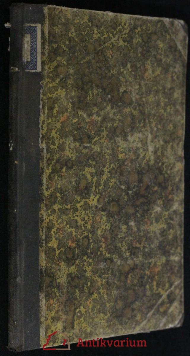 antikvární kniha Věcné učení na prvním stupni věku mládeže, 1883