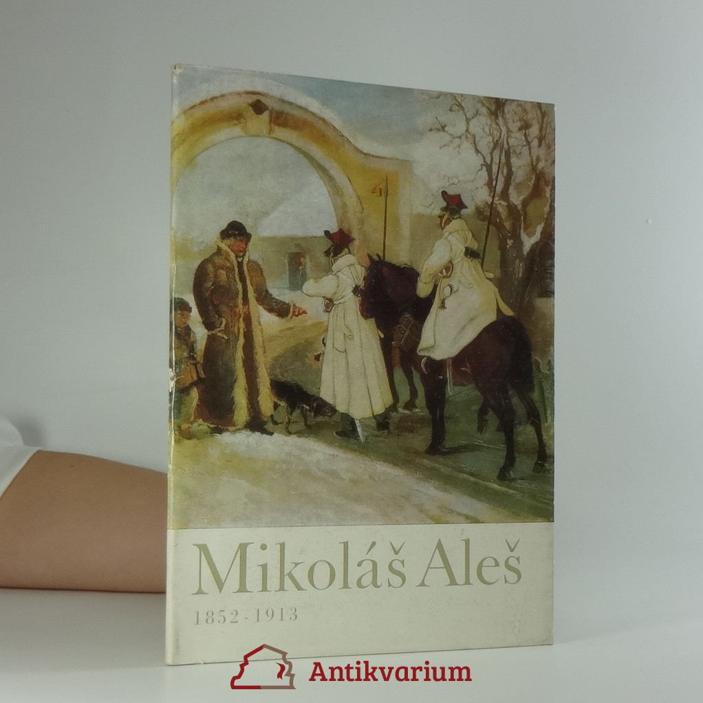 antikvární kniha Mikoláš Aleš, 1976