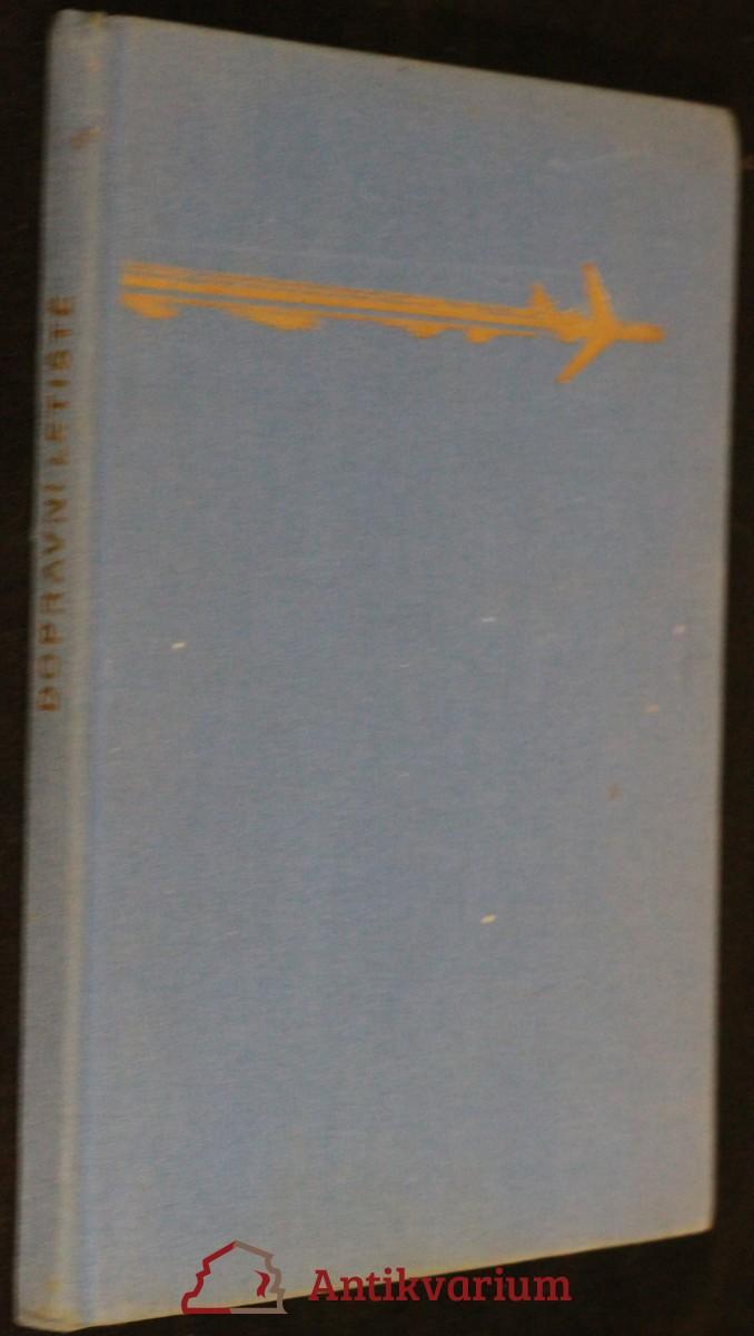 antikvární kniha Dopravní letiště, 1977