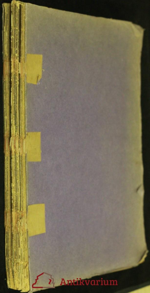 antikvární kniha Beseda , 1948