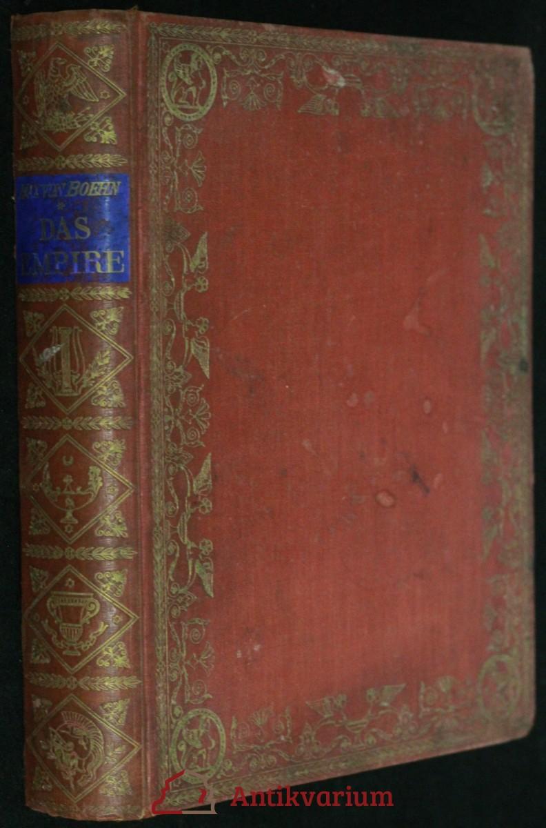antikvární kniha Dasempire, 1925