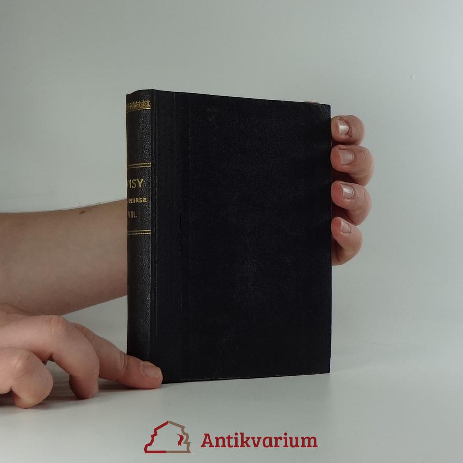 antikvární kniha Paměti lékařovy. Díl III, Královnin náhrdelník, neuveden