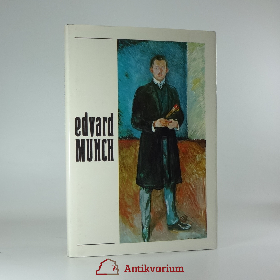antikvární kniha Edvard Munch a české umění : obrazy a grafika ze sbírek Muzea E. Muncha v Oslo : Šternberský palác, květen-červenec 1982, 1982