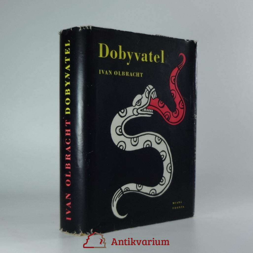 antikvární kniha Dobyvatel, 1957