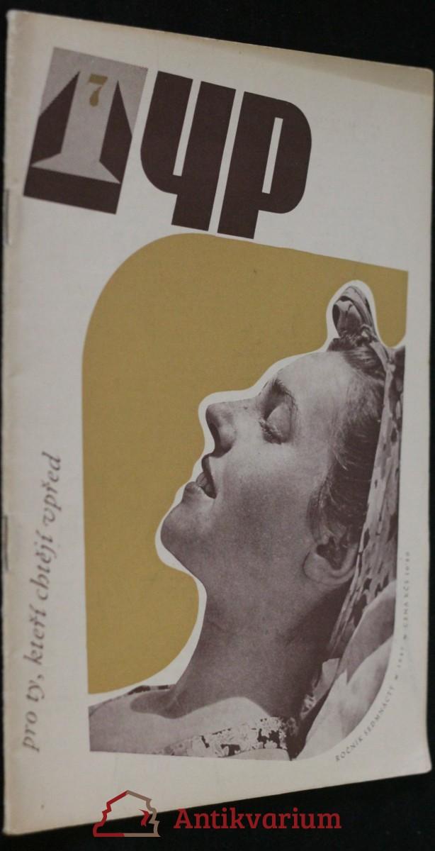 antikvární kniha Typ 7, ročník 17. 1947, 1947