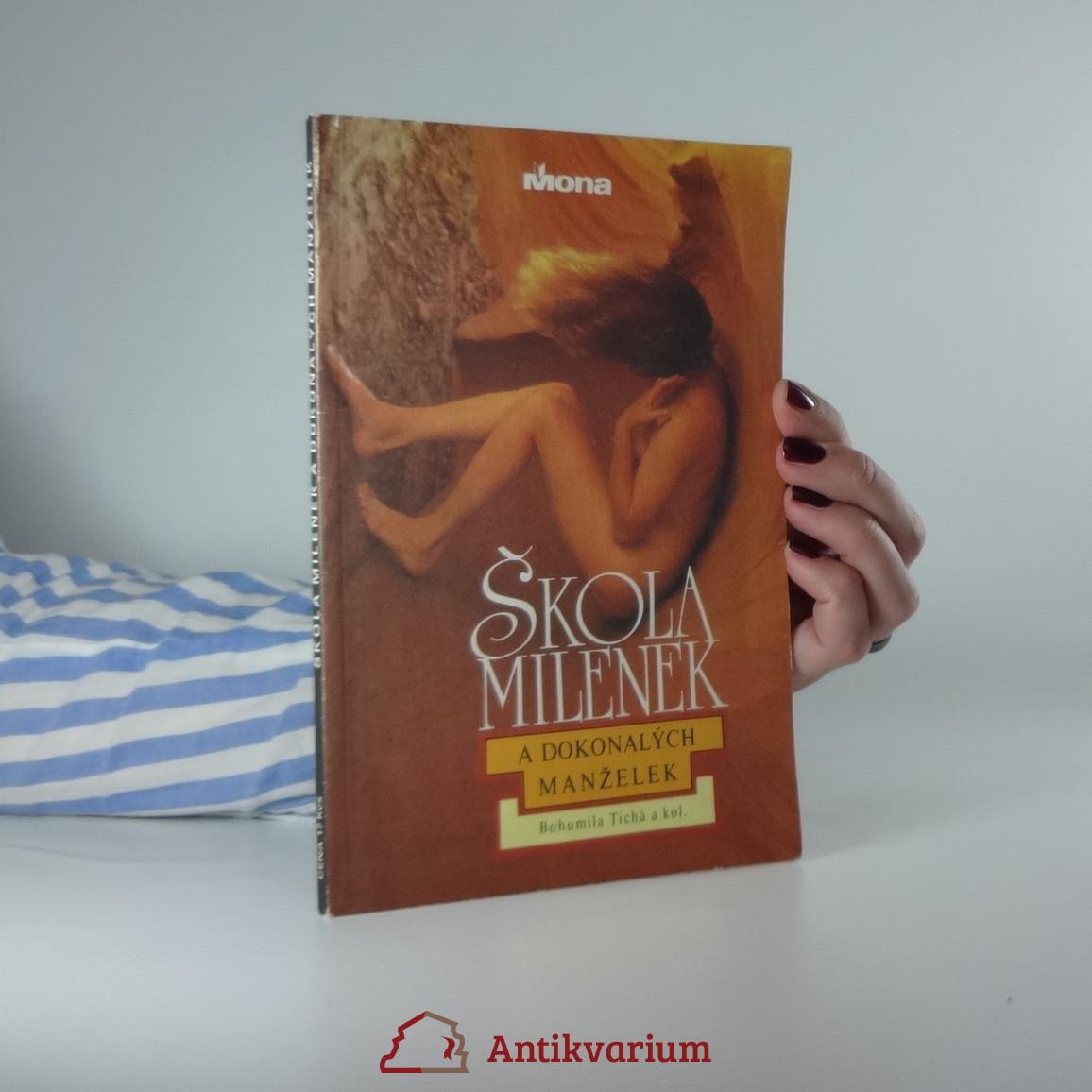 antikvární kniha Škola milenek a dokonalých manželek, 1991