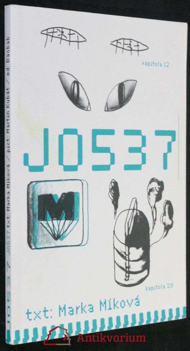 antikvární kniha Jose7, 2009