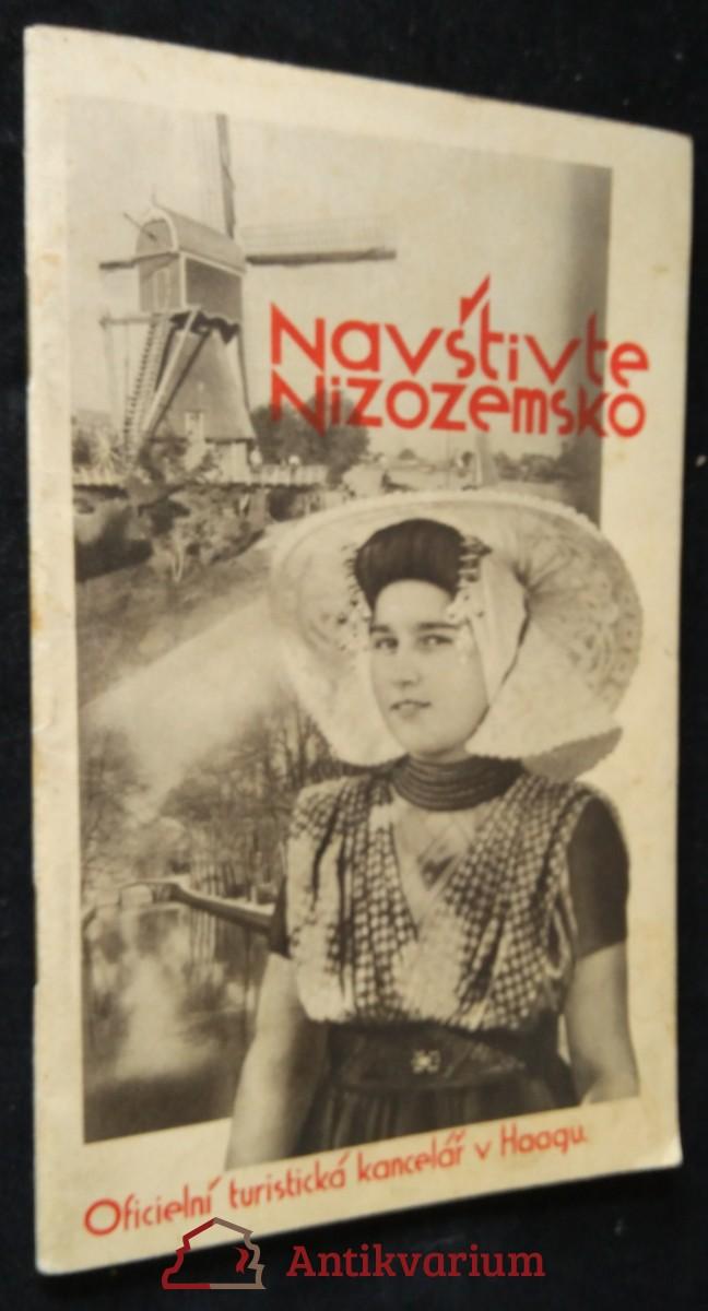 antikvární kniha Navštivte Nizozemsko, 1918