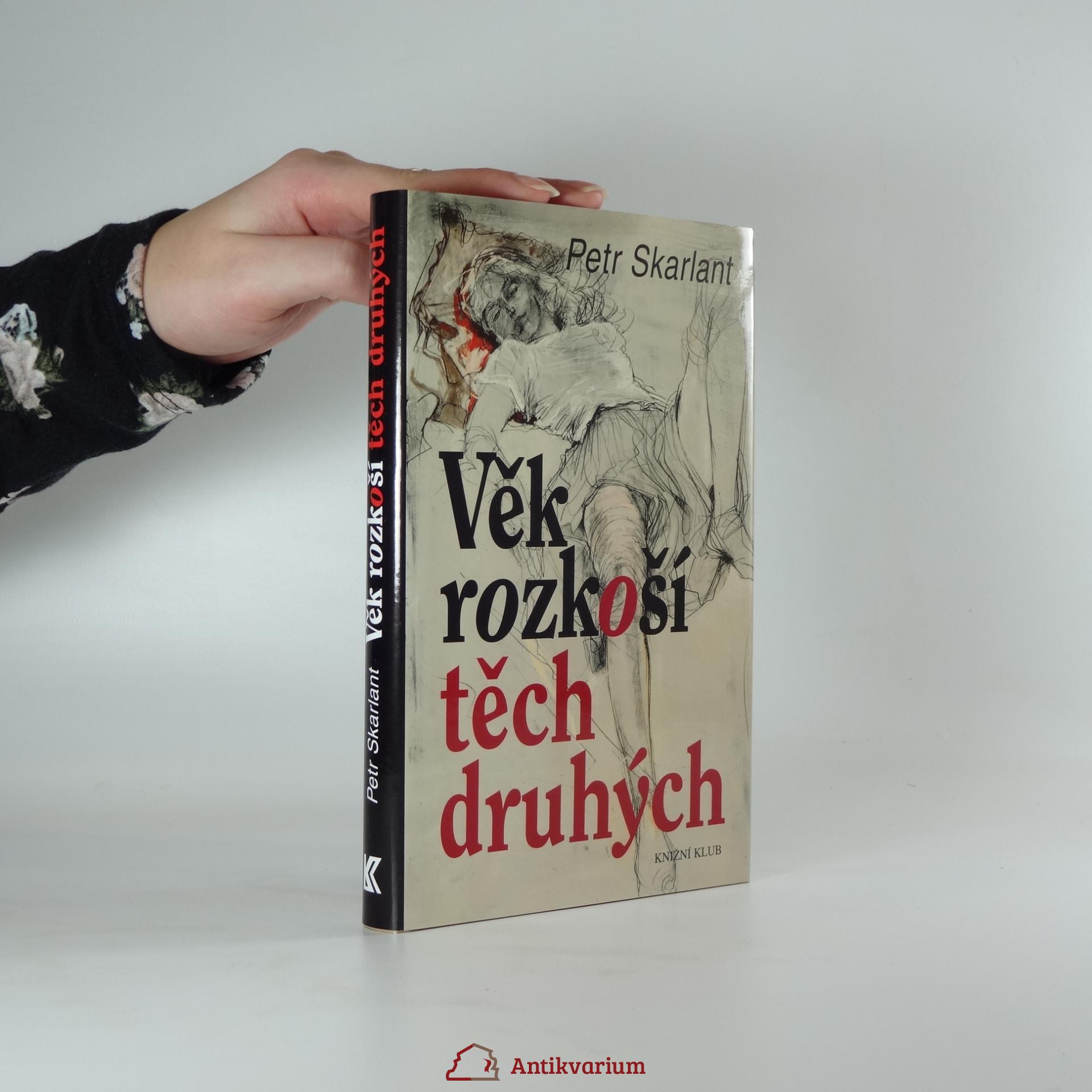 antikvární kniha Věk rozkoší těch druhých, 2002