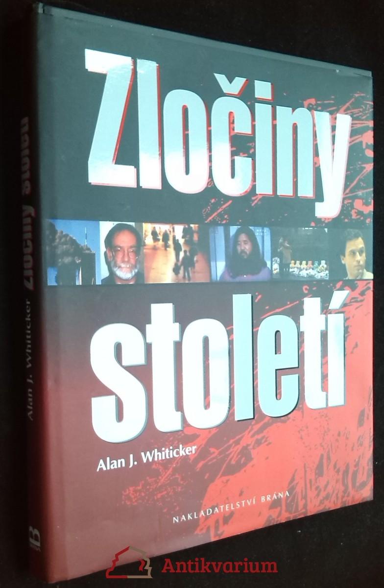 antikvární kniha Zločiny století, 2007