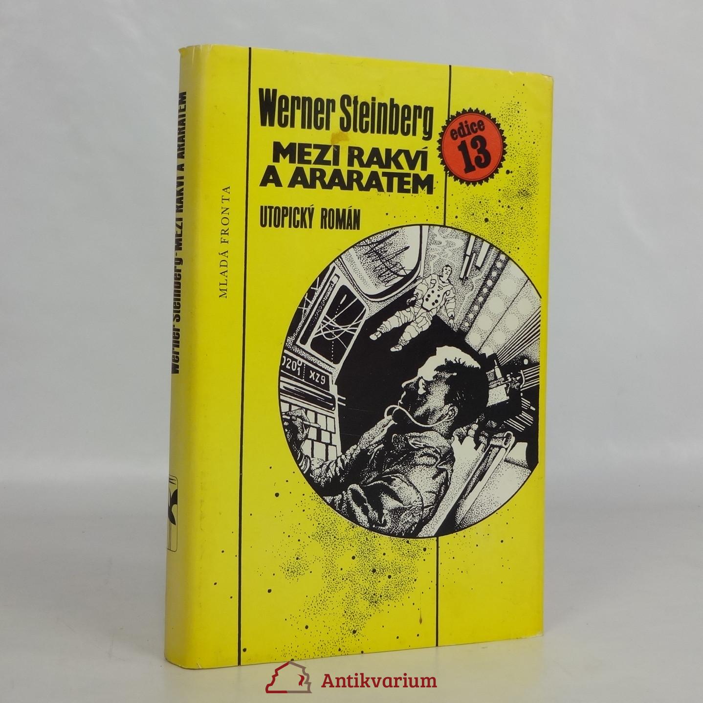 antikvární kniha Mezi rakví a Araratem, 1978