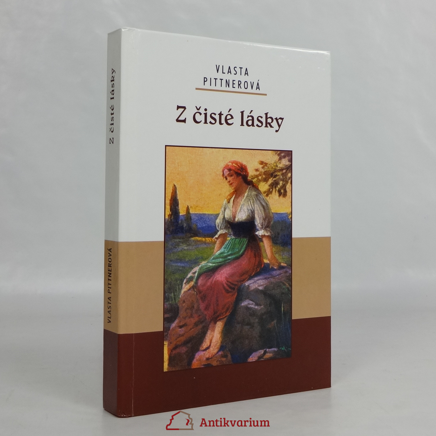 antikvární kniha Z čisté lásky, 2010
