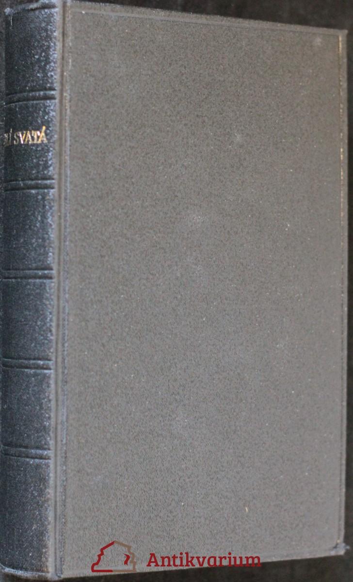 antikvární kniha Biblí svatá aneb všecka svatá písma starého zákona., neuveden