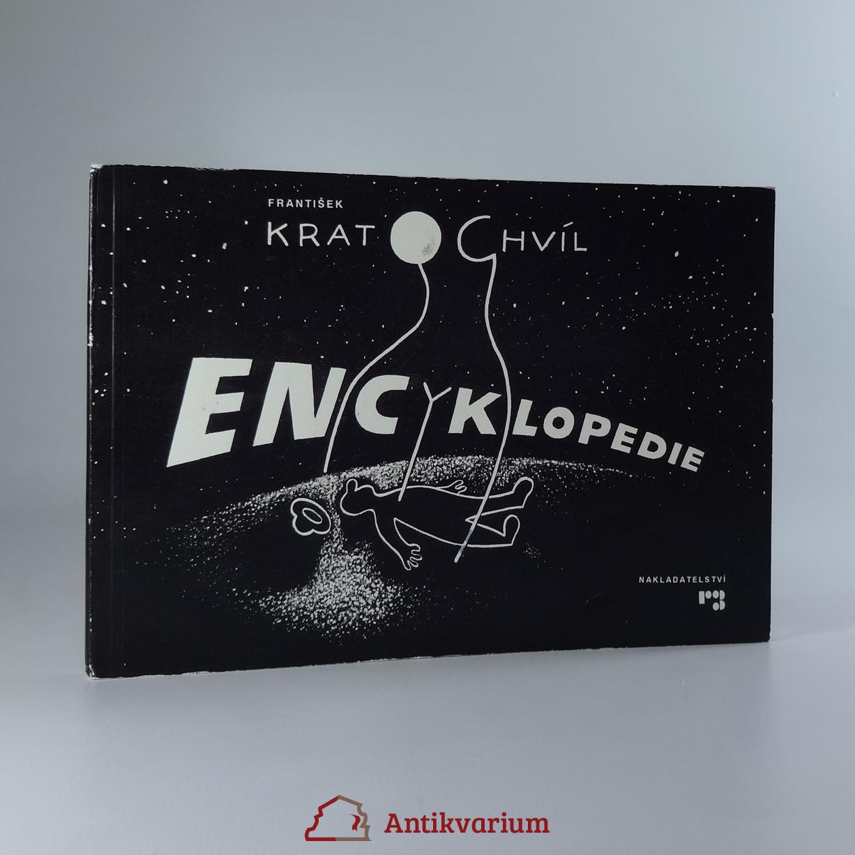 antikvární kniha Encyklopedie, 1992