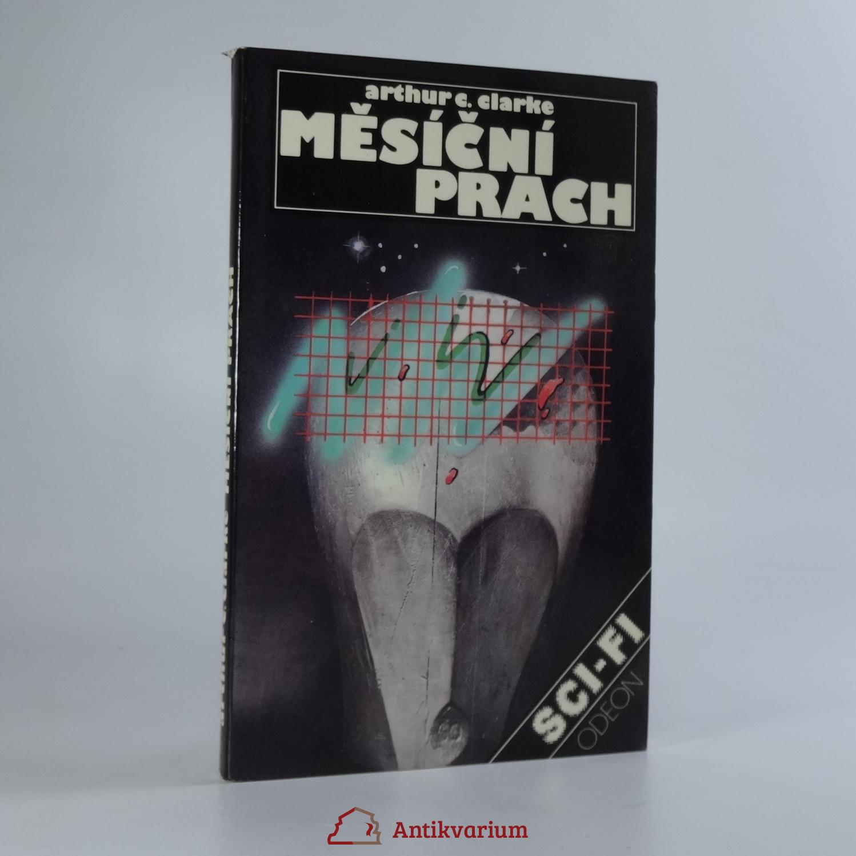 antikvární kniha Měsíční prach, 1989