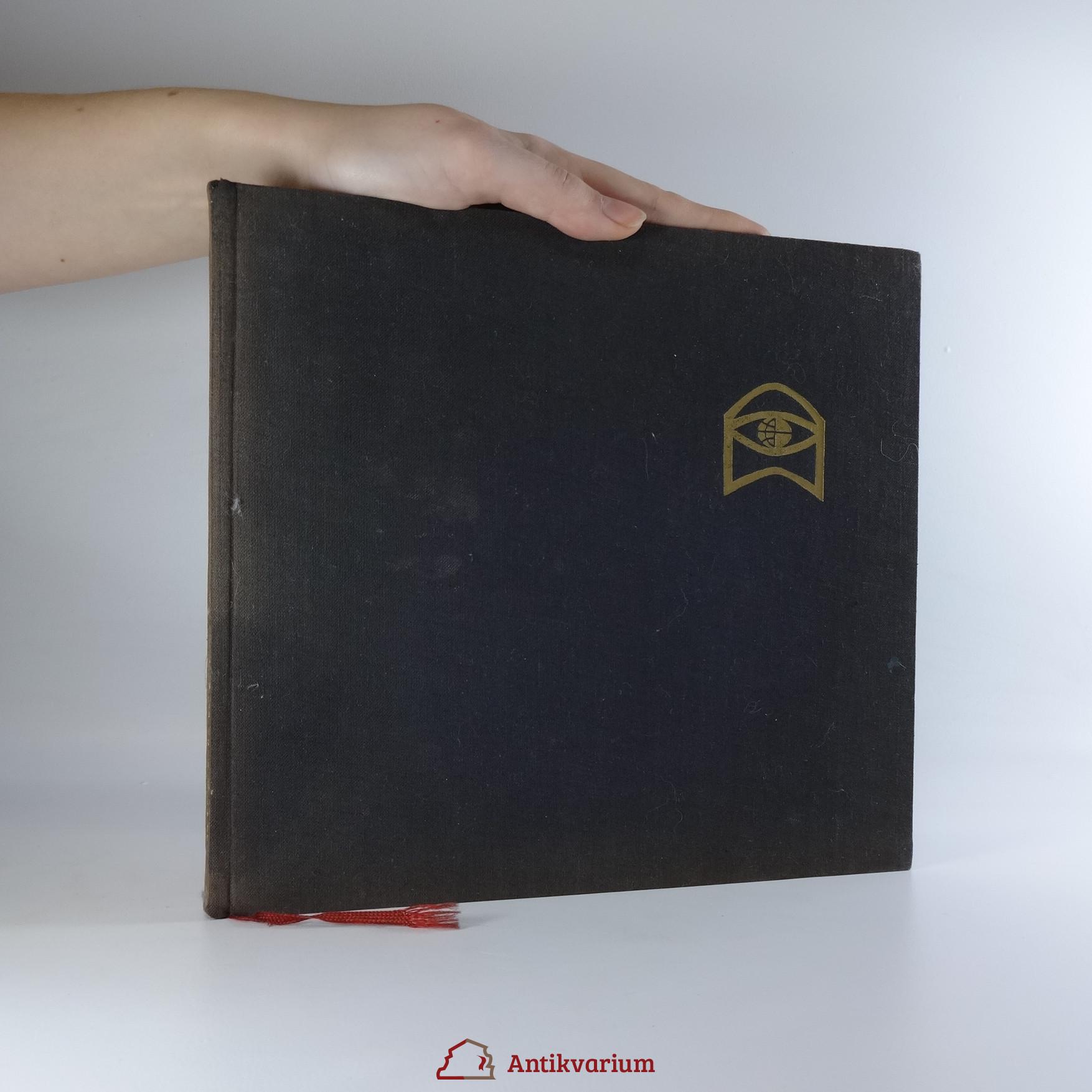 antikvární kniha Interpressfoto (fotopublikace), 1964