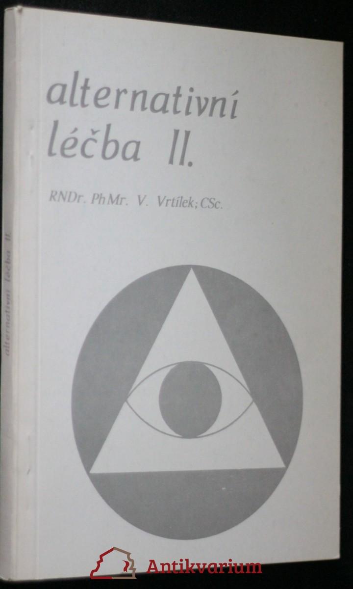antikvární kniha Alternativní léčba II., 1991