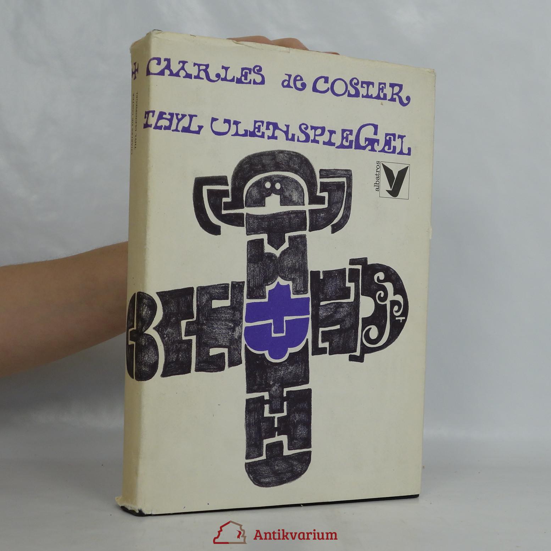 antikvární kniha Thyl Ulenspiegel, 1971