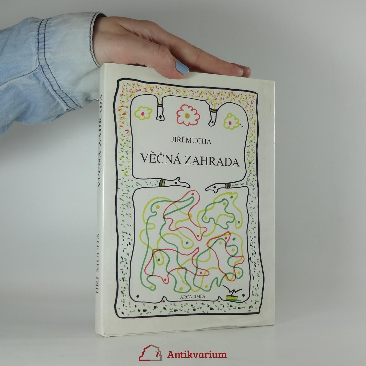 antikvární kniha Věčná zahrada, 1994