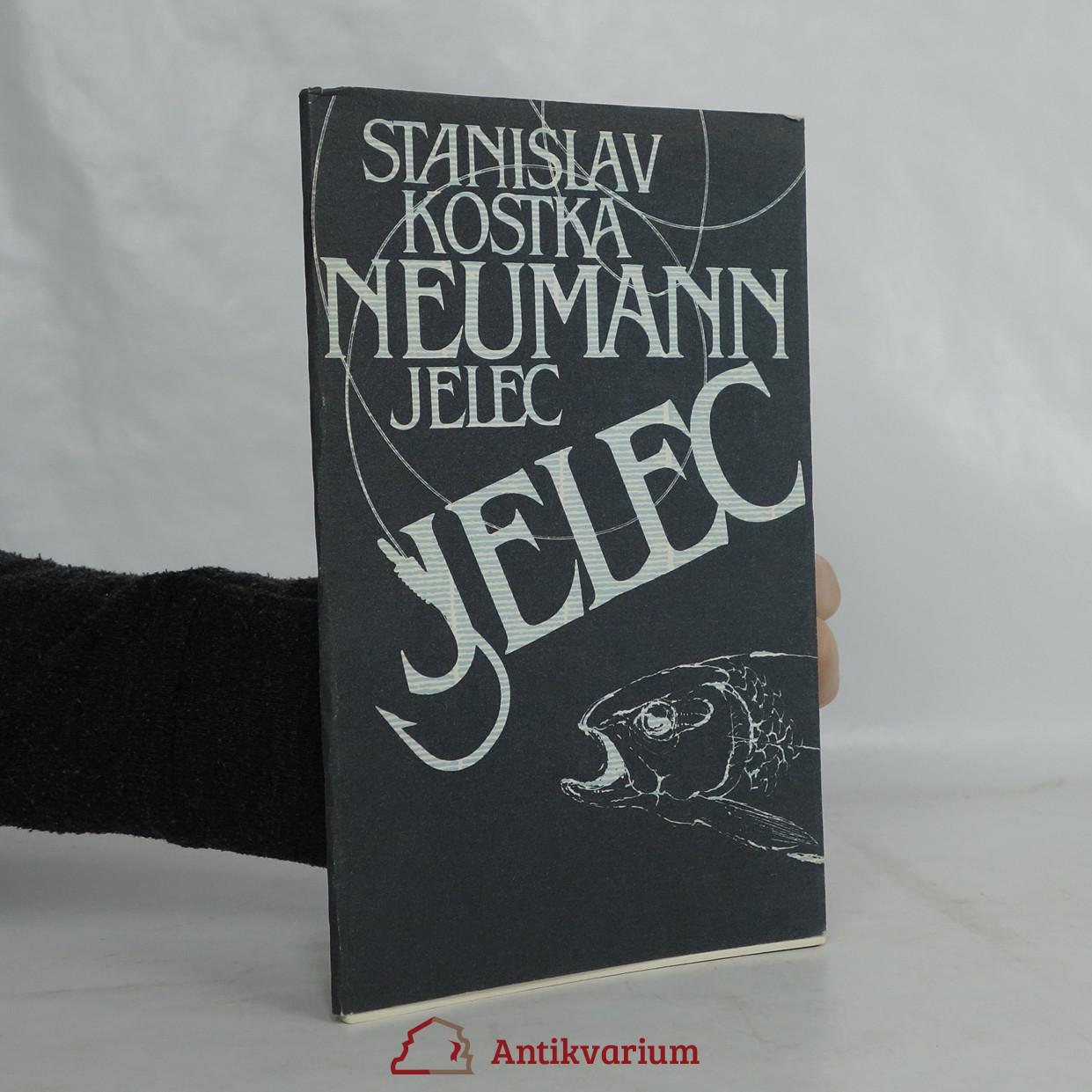 antikvární kniha Jelec, 1983