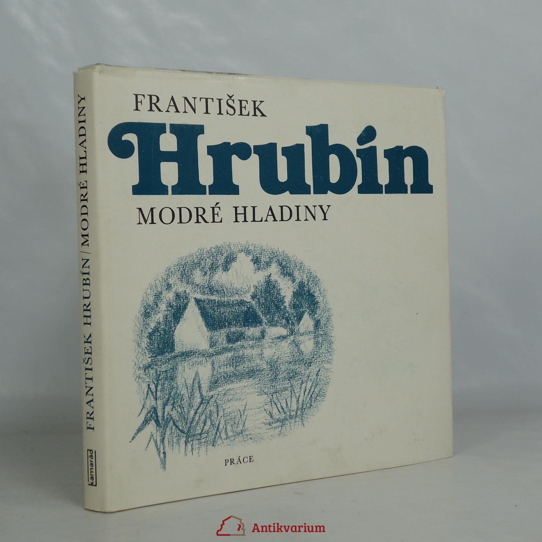 antikvární kniha Modré hladiny : výbor z díla, 1984