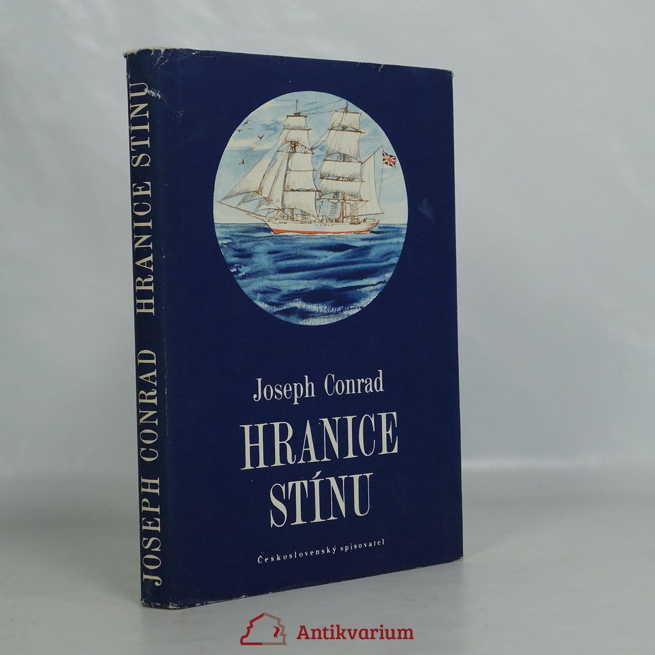 antikvární kniha Hranice stínu : zpověď, 1957