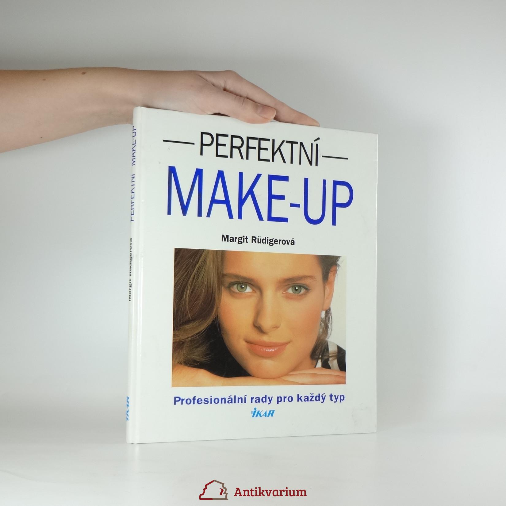 antikvární kniha Perfektní make-up. Profesionální rady pro každý typ, 1993