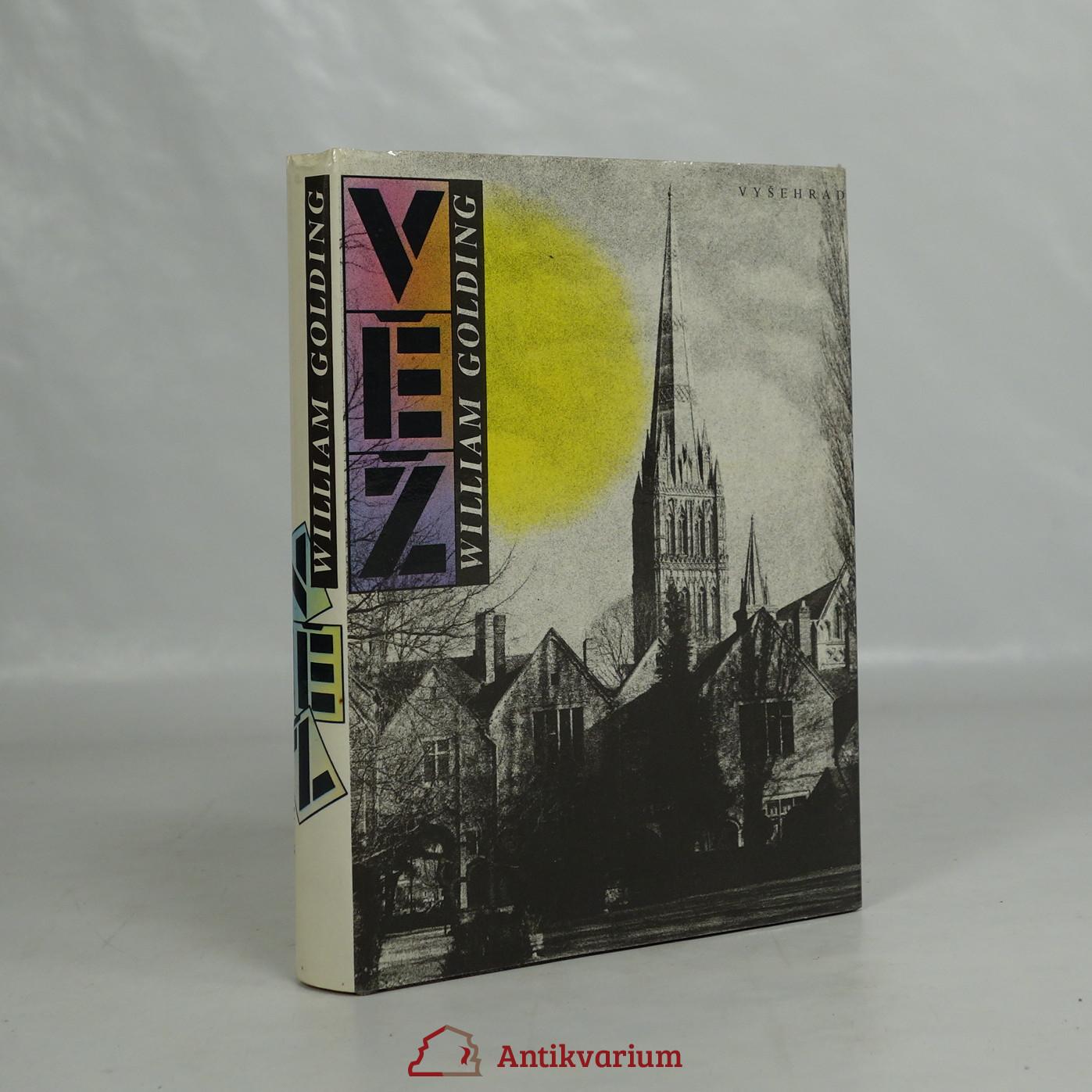 antikvární kniha Věž, 1989