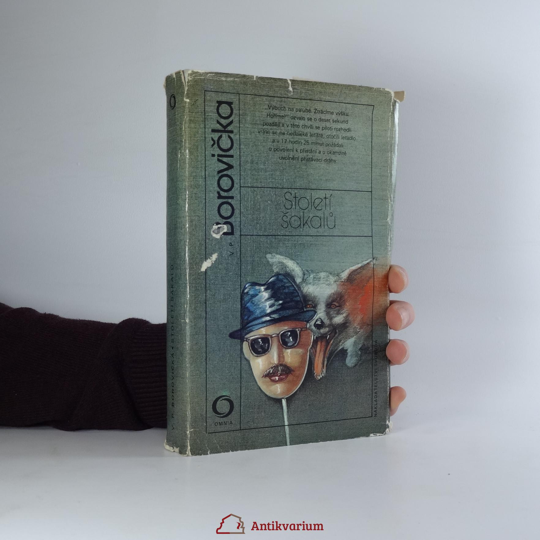 antikvární kniha Století šakalů, 1985