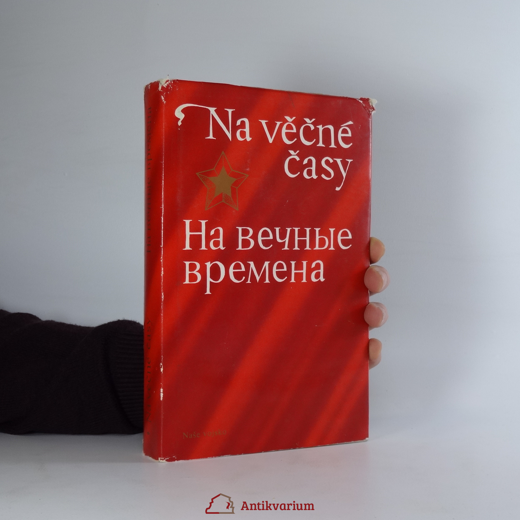 antikvární kniha Na věčné časy, 1975