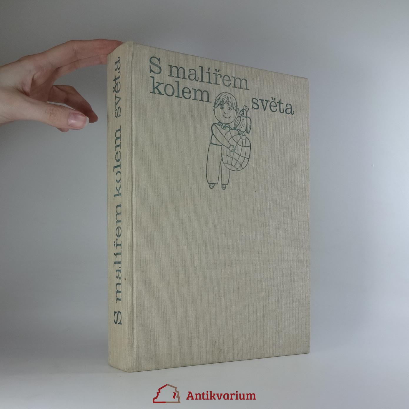antikvární kniha S malířem kolem světa, 1984