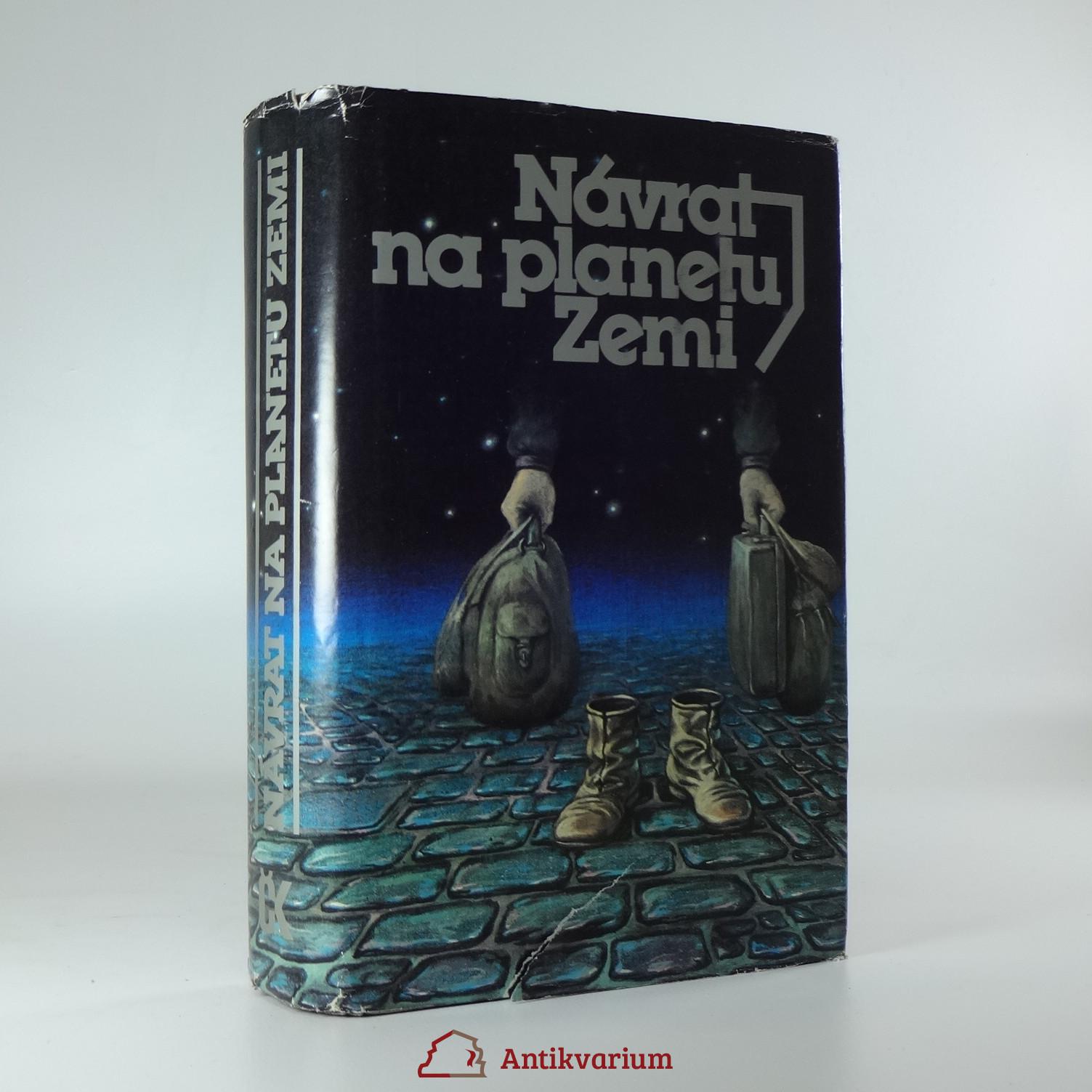 antikvární kniha Návrat na planetu Zemi, 1985