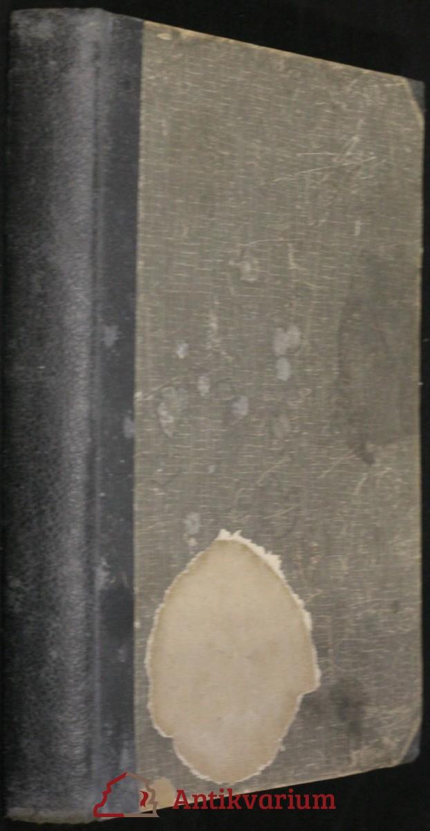 antikvární kniha Zlatá praha r.XLII  ( č. 1. - 52.), 1925