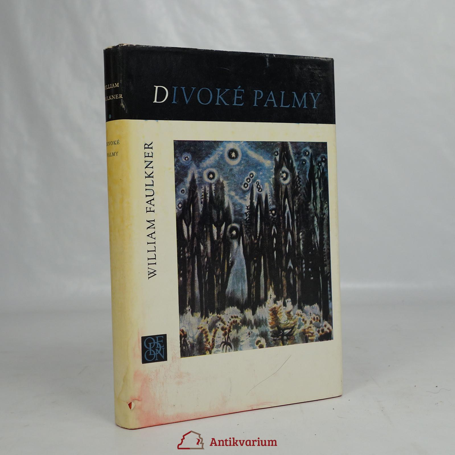 antikvární kniha Divoké palmy, 1978